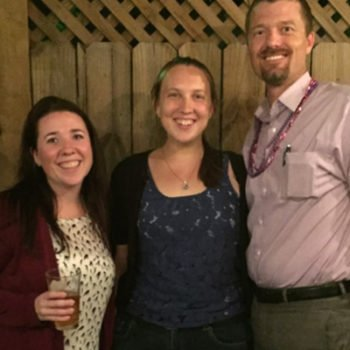 SNP members Katie Brutsche (USACE, Vicksburg), Erin Rooney (HDR, Inc.) and Richard Allen (USACE, Mobile) created and hosted the 2015 scavenger hunt in New Orleans, LA (2015).