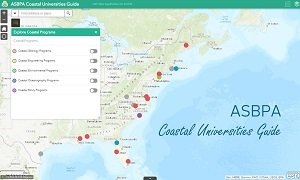 Coastal Universities Guide