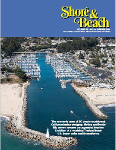 Latest Issue of Shore & Beach Magazine